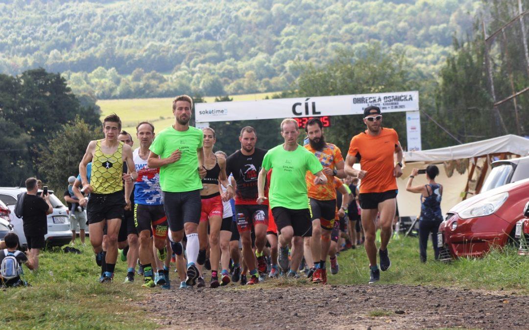 Ohřecká Osmička přilákala přes 600 běžců a chodců